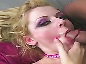 SOPHIE DEE Swallowing Compilation
