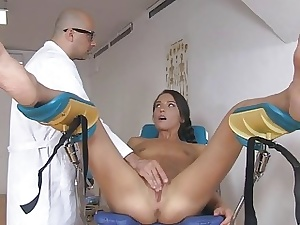 Nataly Yellowish obtaining horn-mad measurement having a fat unearth