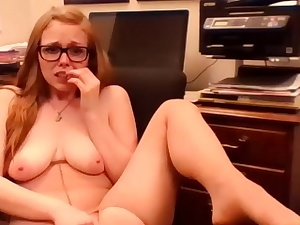 A Torrid Nubile Plays With Her Super-hot Twat