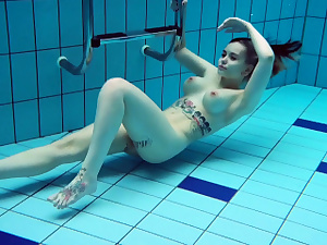 Dashka swimming pool hotty