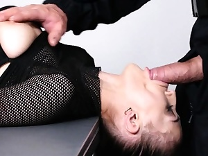 LAW4k. Cops want to get sheer pleasure with squirted prostitute