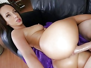 Teenie about broad in the beam ass likes hawt shagging set-to